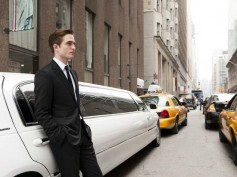 Robert Pattinson sports Gucci costume in Cosmopolis