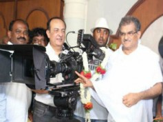 A film unit causes embarrassment to Dr Veerendra Heggade