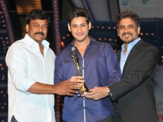 Mahesh Babu's Dookudu tops winners list of CineMAA Awards 2012