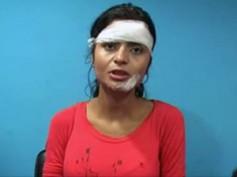 Actress Gehna Vashist beaten up for wearing bikini with Indian flag!