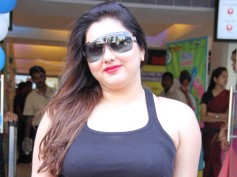 Pictures: Namitha grabs eyeballs at Paagan audio launch