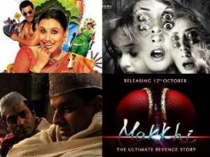 Aiyyaa, Bhoot Returns, Makkhi weekend collection at Box Office