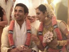 See Pictures: Samvrutha Sunil-Akhil Raj tie the knot