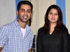 Actress Sangeetha-Krish become proud parents