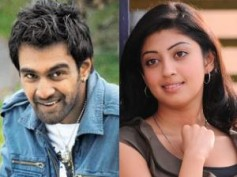 Chiru-Pranitha team up for Pizza
