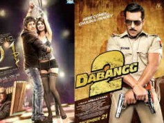 Dabangg 2, Table No 21 collection at overseas Box Office