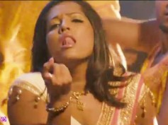 Pics: Meghna Naidu's 'Beeja Beeja' item song in trouble