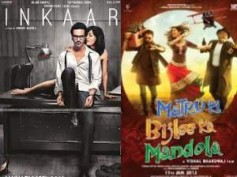Inkaar, Matru Ki Bijlee Ka Mandola collection at Box Office