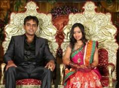 Photos: Stars galore at singer Malavika's wedding reception