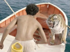 Life of Pi wins Oscar for cinematography, visual effects