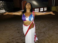 Photos: Priyamani's hot look in Thikka revealed