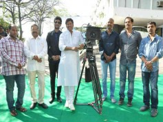 Photos: Rajendra Prasad to complete Thondi in one schedule