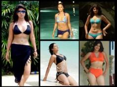 Who looks sexy in bikini/swimsuit - Deepika, Nayantara, Anushka, Priyamani, Namitha...?