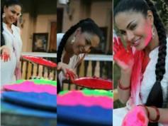 Pictures: Veena Malik converting to Hindu?