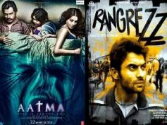Aatma, Rangrezz (7 days) 1st week collections at Box Office