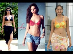 Indian Actresses In Bikini: Nayantara beats Deepika Padukone, Anushka