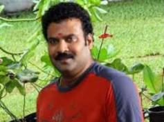 Tini Tom playing hero in Shanavas' Avicharitha
