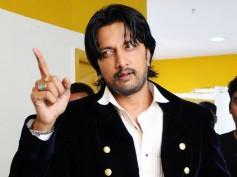 Kiccha Sudeep in Telugu movie Action 3D