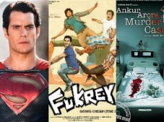 Man of Steel overtakes Fukrey, AAMC at Box Office