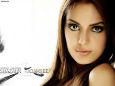 Shazahn Padamsee lead actress in Venky's Bol Bachchan