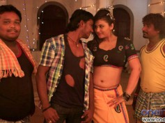 Pics: Neethu's item song in Jeethu