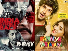 D-Day, Ramaiya Vastavaiya 1st Week Collection At Box Office