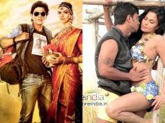 Shahrukh Khan's Chennai Express Fails To Halt Silk At Box Office