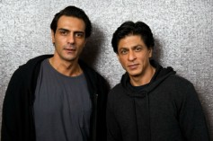 Arjun Rampal Has No Grudge Against SRK