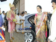 Photos: Balakrishna's Daughter Tejaswini's Marriage Mandap