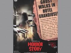 Will Vikram Bhatt's Horror Story Scare Us?