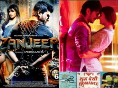 Shuddh Desi Romance, Zanjeer 7 Days Collection at Box Office