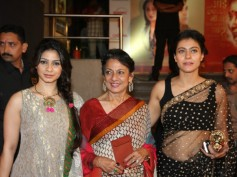 Kajol And Tanuja Upset About Tanisha Contesting In Bigg Boss Saath 7!