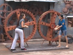 Bigg Boss 7: Jahannum Vaasis Work Hard To Earn Water, Gas And Electricity!