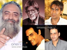 Amitabh Bachchan Or Ajay Devgn: Who Will Play Asaram?