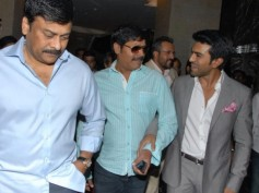 Chiranjeevi: Sri Hari's Death Has Shattered Me!
