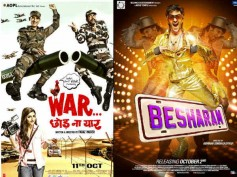 War Chhod Na Yaar, Besharam Weekend Collection At Box Office