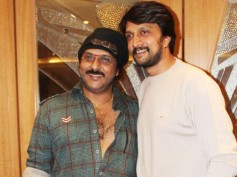 Costly Set For Ravichandran-Sudeep Movie