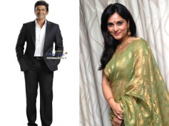 Puneet Rajkumar-Ramya Honoured With State Awards