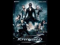Hrithik's Krrish 3 To Halt Bhai, AD, RV Collections At AP Box Office