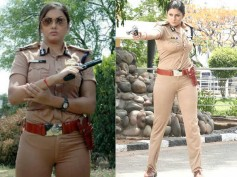 See First Look: Namitha Donning Khaki For Ilamai Oonjal