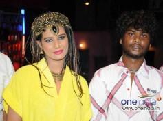 Poonam Pandey To Meet Rajesh's Family
