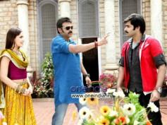Will Venkatesh-Ram's Masala Repeat Bol Bachchan Magic At Box Office?