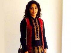 Rima Kallingal In Escape From Uganda Promotions
