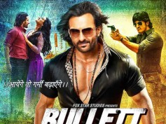 Saif's Bullett Raja (3 Days) First Weekend Collection At Box Office