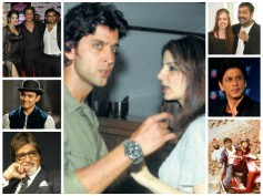 Bollywood Snippets: Hrithik-Sussanne's Split, Sanjay Khan Speaks Up; More Of B-News