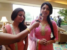 Kajal Aggarwal Readies Herself For Nisha's Marriage