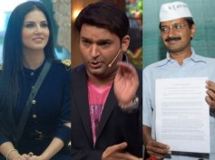 Comedy Night's Kapil Sharma Says Welcome To Kejriwal, But Babaji Ka Thullu To Sunny Leone!