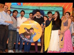 Photos: Naga Chaitanya, Suresh Babu Release Uyyala Jampala Audio