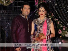 See Pics: TV Actress Aamna Sharif's Wedding With Boyfriend Amit Kapoor!