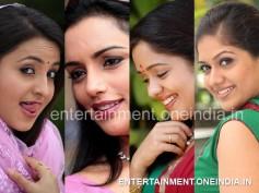 Bhama, Swetha Menon, Ananya, Meghana Raj Sing Together!